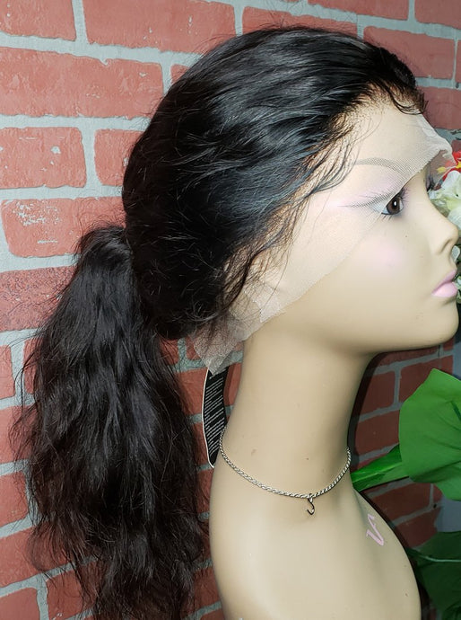 Body Wave Full (HD)Lace Wig