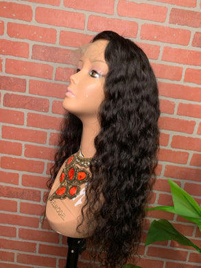 Italian Curly Lace Frontal 13X4 Wig