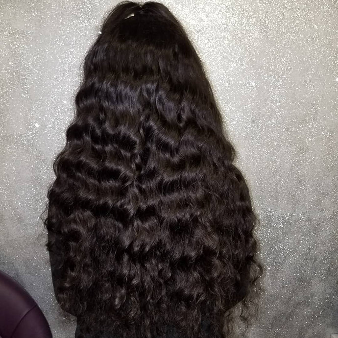 26 Inch Frontal wig