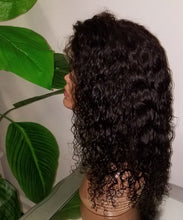 Deep Curly 360 Frontal Wig