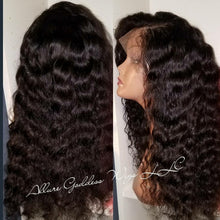 Loose Deep Closure 4x4 Wig