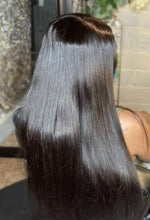 Brazilian Mink Straight Frontal 13X4  Wig
