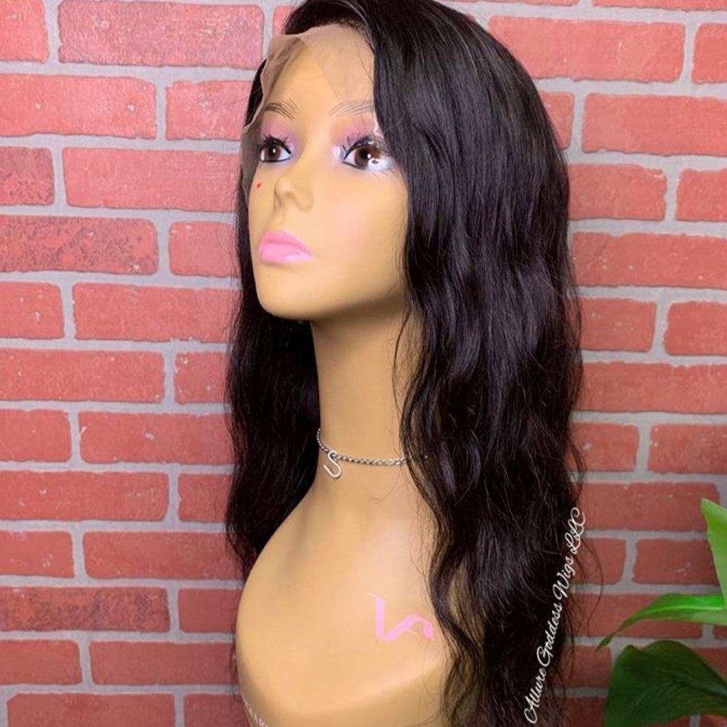 Body Wave 360 Frontal Wig