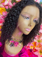 Jerry Curly Frontal 13x4 Wig
