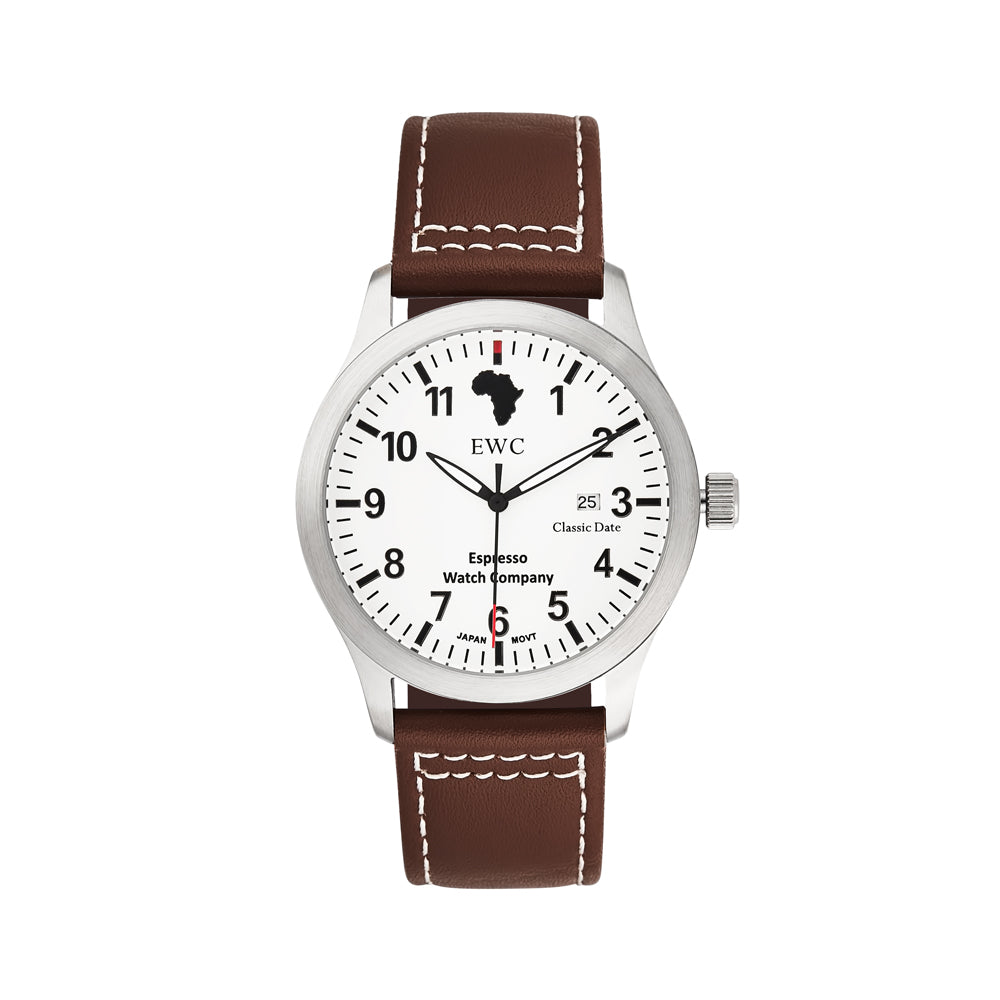 Classic Date Ivory