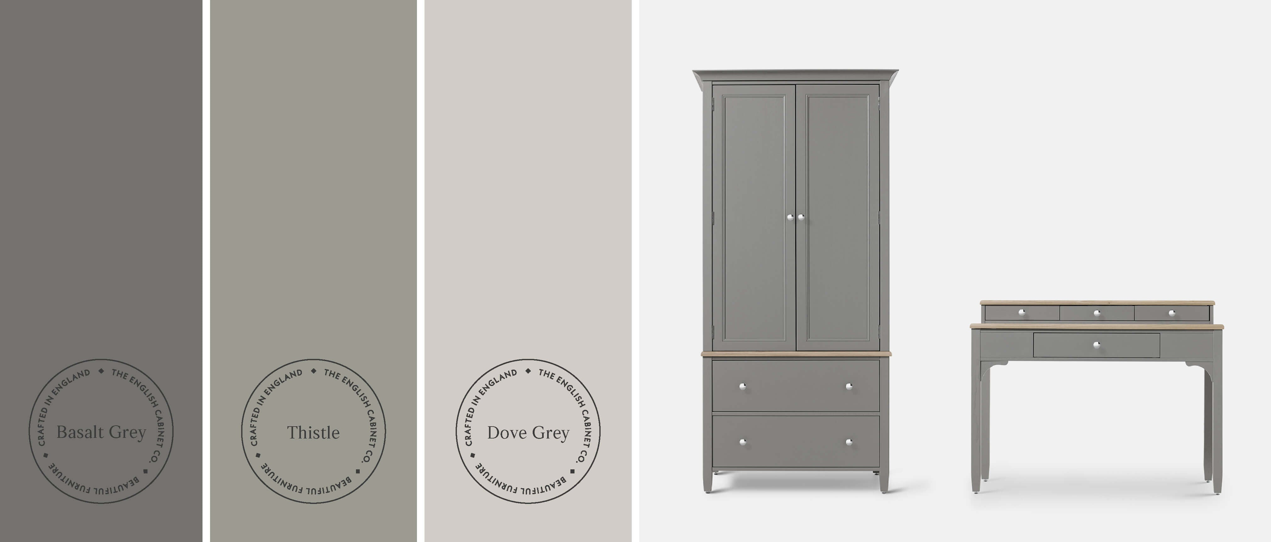 furniture and neutral colourways