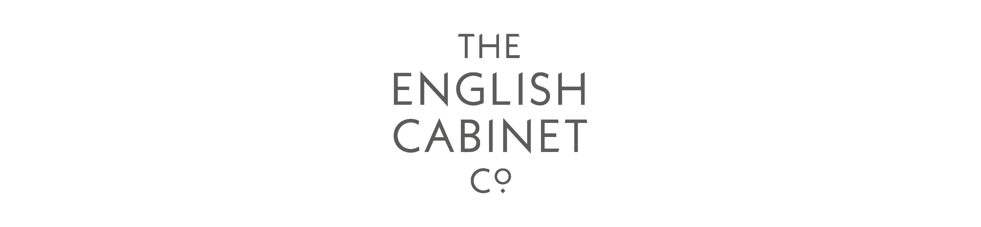 the english cabinet co logo