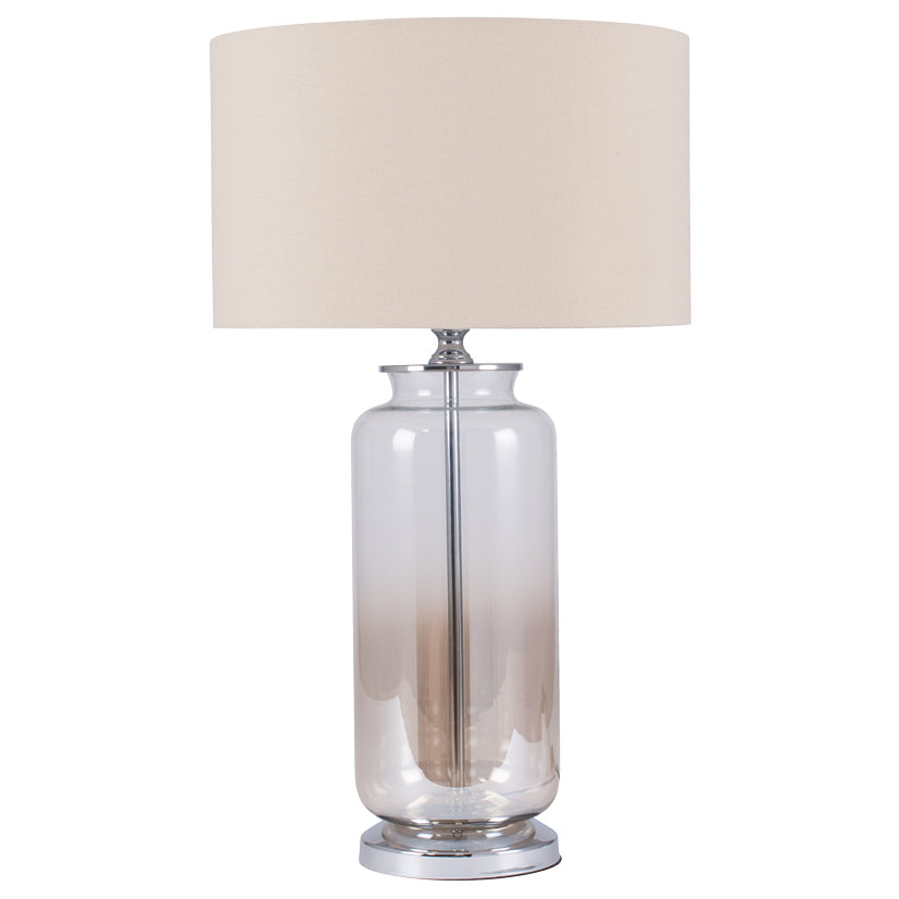 Beautiful Ombré Glass Table lamp