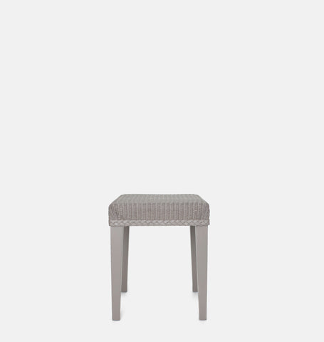 Lloyd Loom low stool