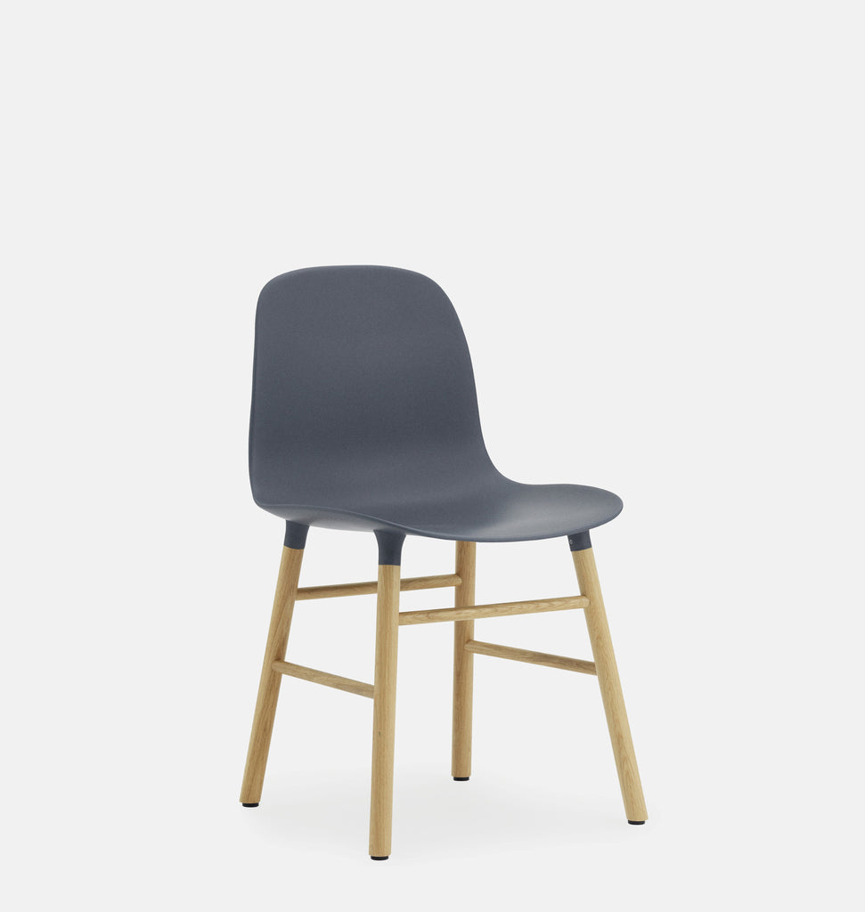 Normann copenhagen Blue Form Chair