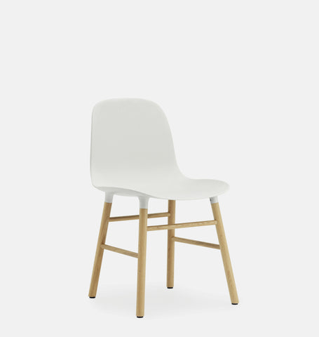 Normann copenhagen White Form Chair