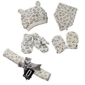 Newborn Baby Essentials Gift Set