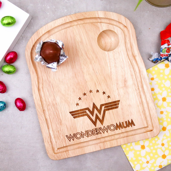 Wonder Mum Dippy Egg Board