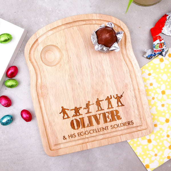 Toy Soldiers & Egg Board
