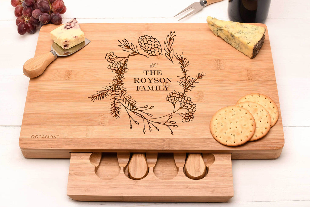 Large Cheese Board LCB2