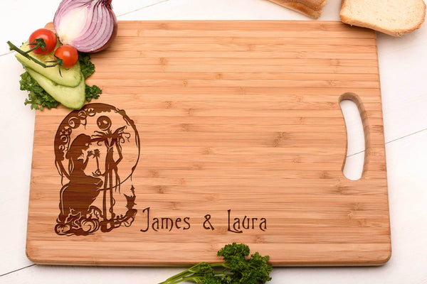 Nightmare Chopping Board