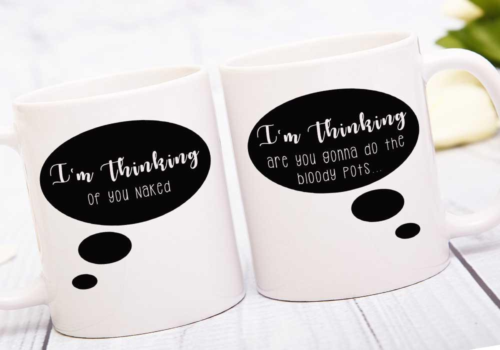 Funny Mugs For Him & Her
