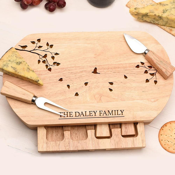 BRANCH CHEESE BOARD OVL-OMG102