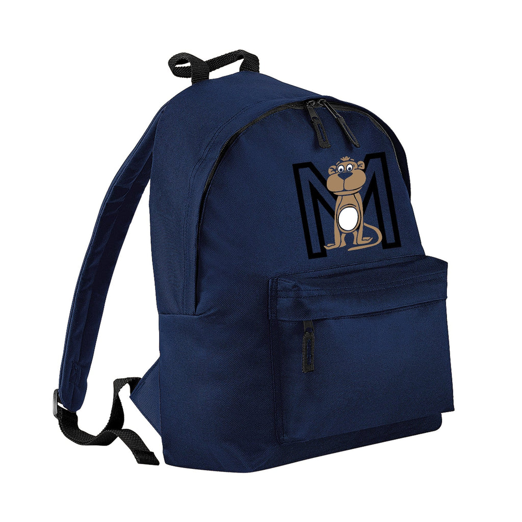 Little Monkey Backpack & Pencil Case