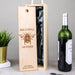 Bee-uitiful Wine Box