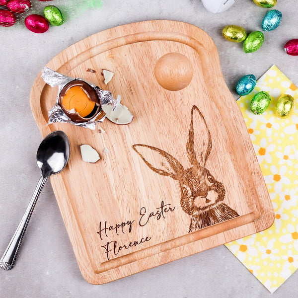 Rabbit Easter Board