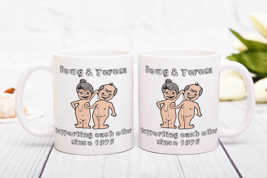 Supporting Each Other Mugs