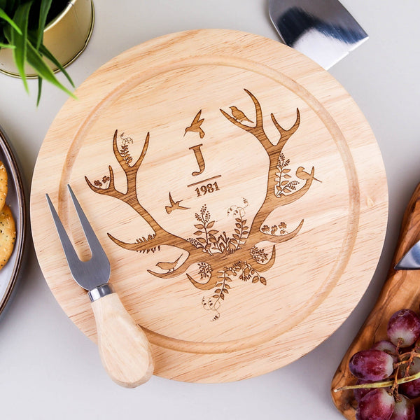 Antler Cheese Board