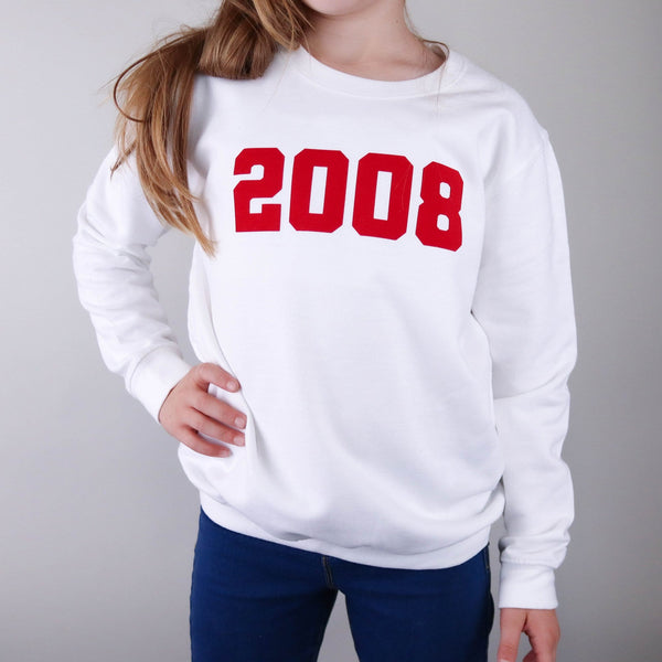 D.O.B Kids White Sweater