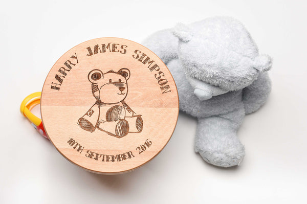 Child's Teddy Stool