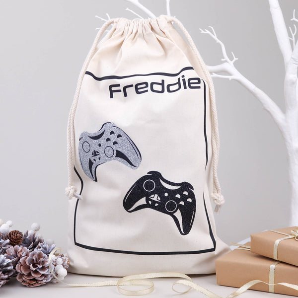 The Gamer's Christmas Eve Bag