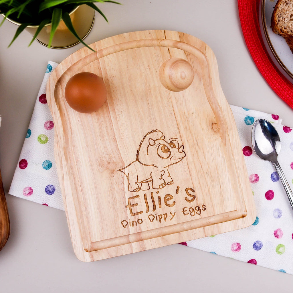 Dino Dippy Egg Board