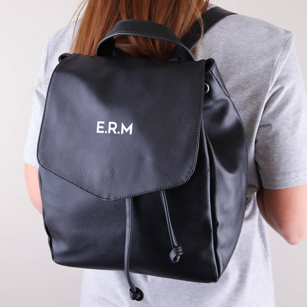 Personalised Mini Backpack