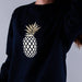 Golden Pineapple Sweater