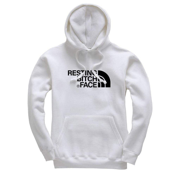 RESTING BITCH FACE Hoody W72-OMG26
