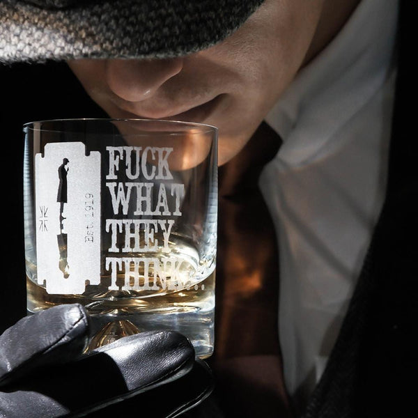 Peaky Blinders Themed Tumblers