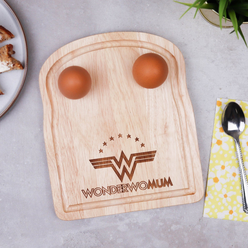 WonderWomum Dippy Egg Board