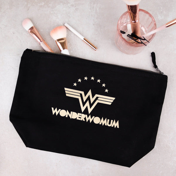 WonderWomum's Makeup Bag
