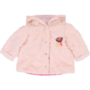 Pink Baby Jacket
