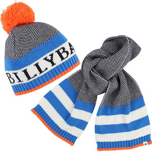 PULL ON HAT SCARF
