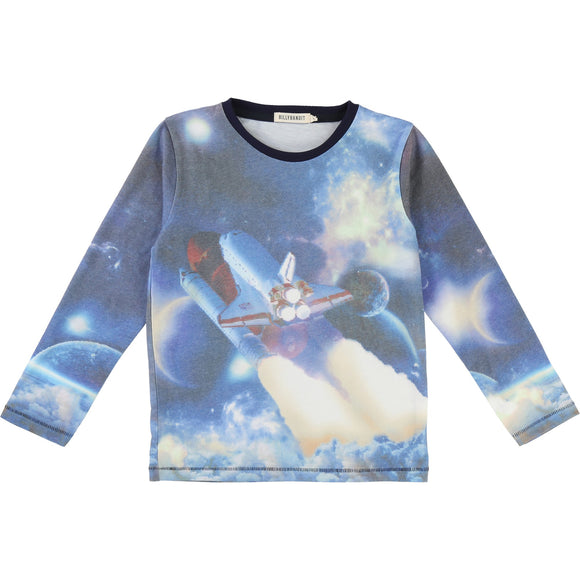 Long sleeve t-shirt Spaceship