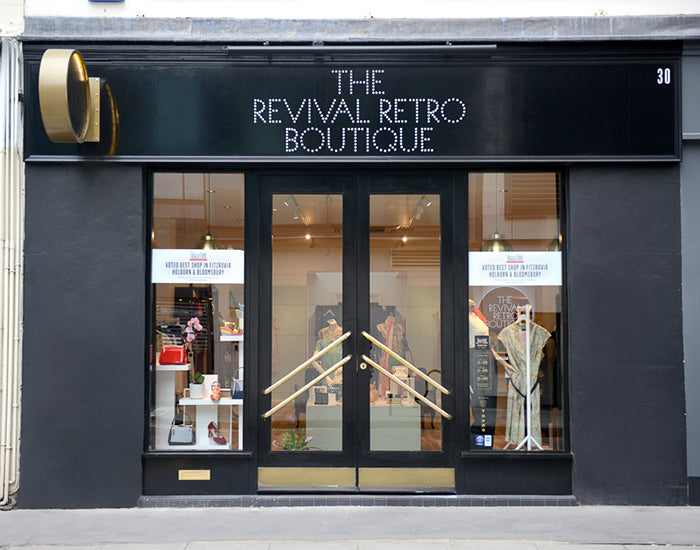 Five Minutes With | Revival Retro Boutique Fitzrovia London