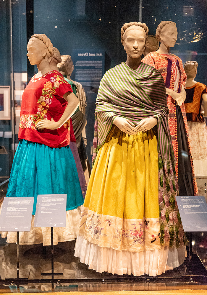 V & A Museum | Frida Kahlo: Making Her Self Up