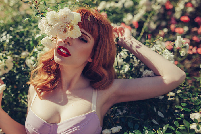 Five Minutes With | Retro Sixties Model Vanessa Frankenstein
