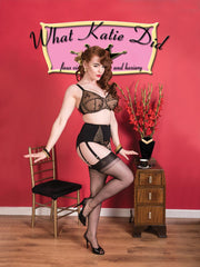 Vintage Lingerie Magazine by What Katie Did