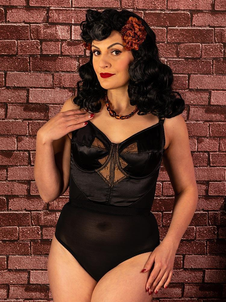 Bow Knickers L6107