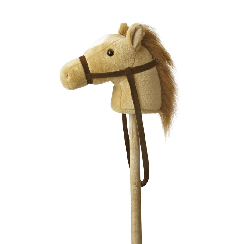 Giddy Up Pony w/ Sound - Beige - Aurora World LTD