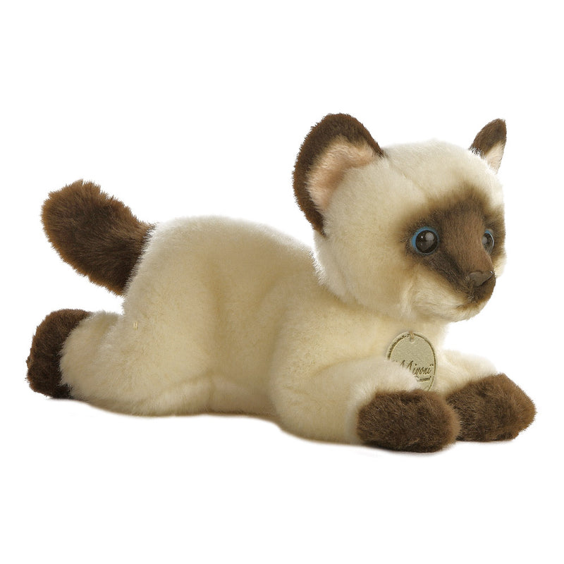 MiYoni Siamese Cat 8In - Aurora World LTD