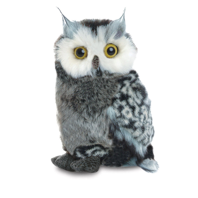 Flopsie - Great Horned Owl soft toy - Aurora World LTD