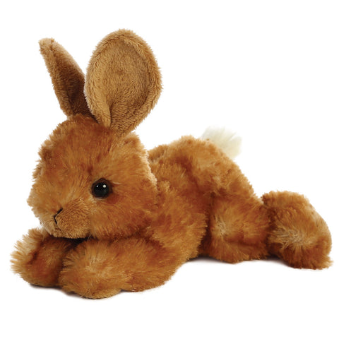 Mini Flopsie - Bitty the Bunny soft toy - Aurora World LTD