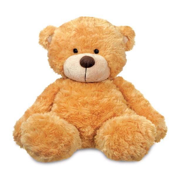 Bonnie Honey - traditional looking teddy bear - Aurora World LTD